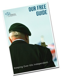 Adorno Companions - Our Free Guide - Keeping Over 65s Independent